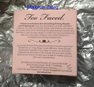 too_faced_primed_and_poreless_powder_review