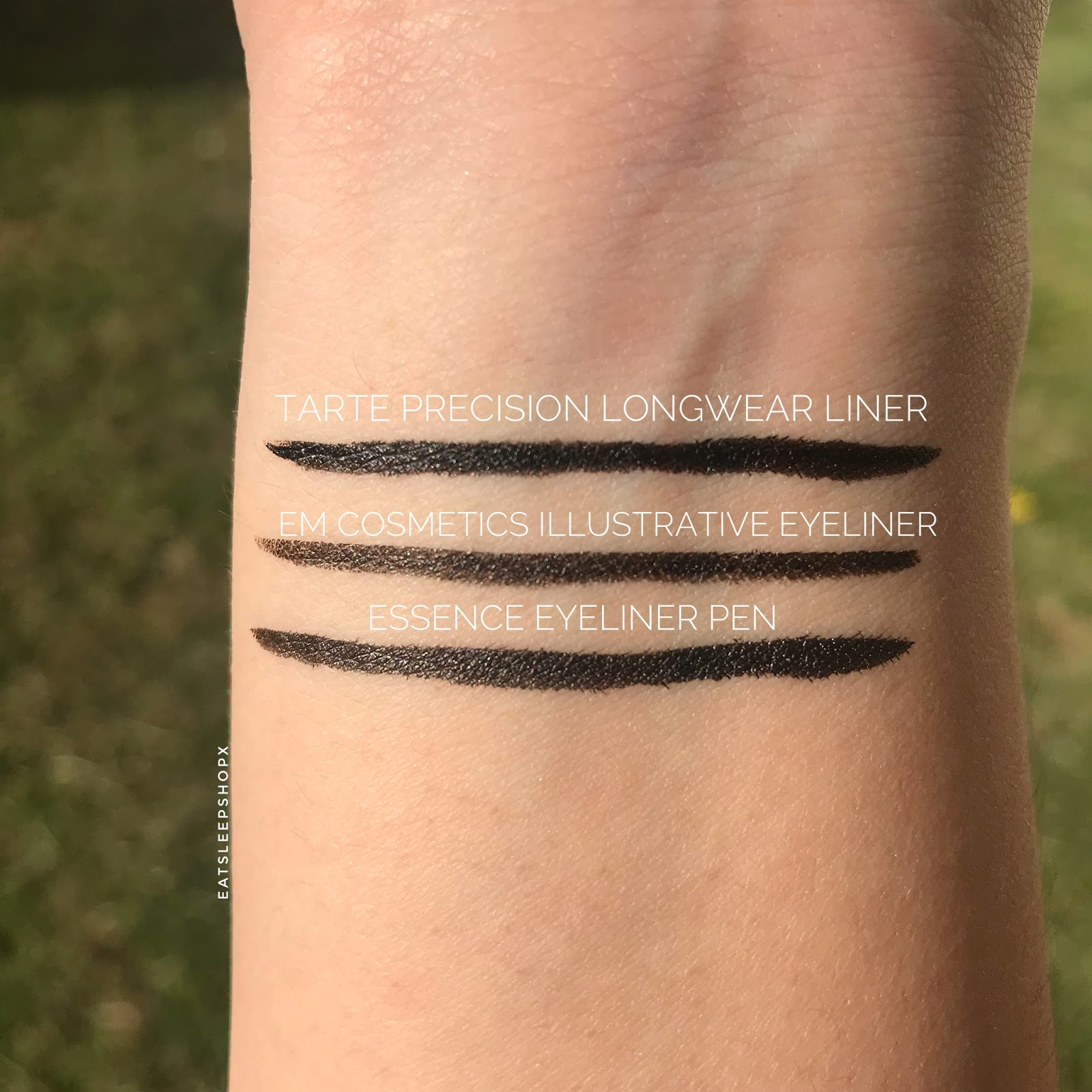 Illustrative Eyeliner