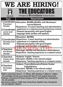 Latest The Educators Education Posts 2021