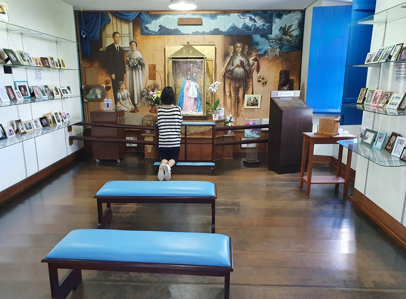 Como visitar o Convento da Penha - ES