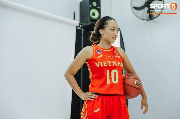 Đồng phục đội tuyển bóng rổ Việt Nam thi đấu SEA Games 30 9