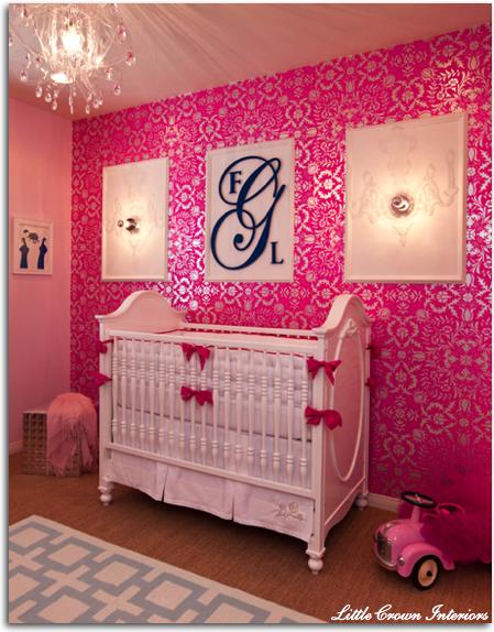 baby girls room - photo #29