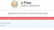 tn e-registration  | TN ePass 2021 @https //thepass.tnega.org login | Apply for Tamilnadu Lockdown e Pass 2021 - epasskki Covid-19 Pass for lockdown | eregister.tnega.org |