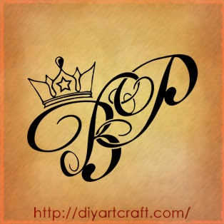 Wave Tattoo Royal Crown