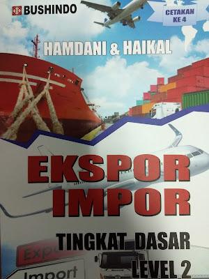 Buku Ekspor-Impor Tingkat Dasar Level 2