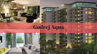 Godrej Aqua - Upcoming project in Hosahalli Bangalore