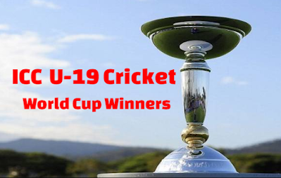 icc, under-19, u-19, cricket world, previous winners, runner-up,list, year wise, history, facts.