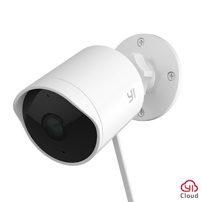 YI Outdoor Security Camera, Cloud Cam Wireless IP Waterproof