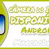 Câmera do IOS DISPONÍVEL para Android