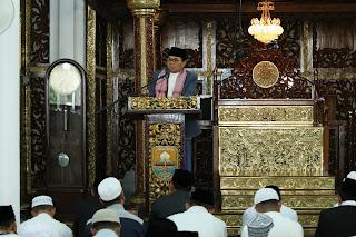 Momentum Idul Adha, Fachrori Ajak Umat Bersatu Membangun Provinsi Jambi