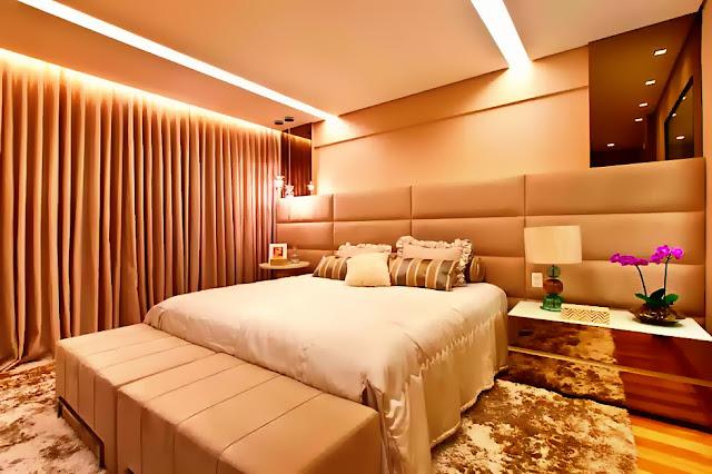 Modern False Ceiling Designs For Master