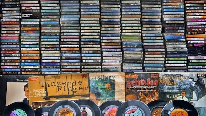 Müzik marketlerin yerini dijital platforma bırakılması