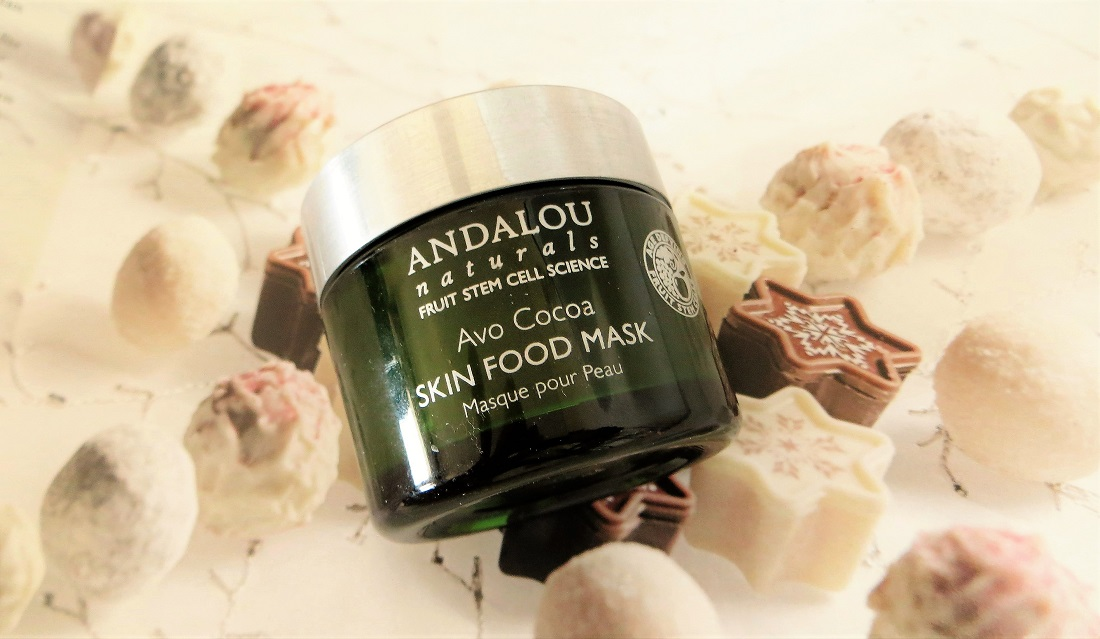 Review: Andalou Naturals, Skin Food Mask, Avo Cocoa