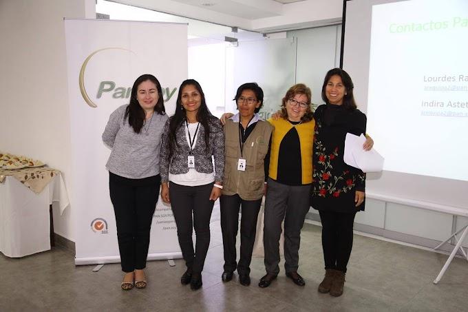 Institución PanSoy convoca  en  Arequipa a microempresas gastronómicas comprometidas con la alimentación saludable