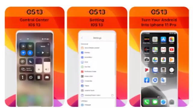 OS 13 Launcher - Phone 11 Pro Launcher