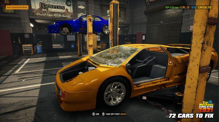 Car Mechanic Simulator PC Español