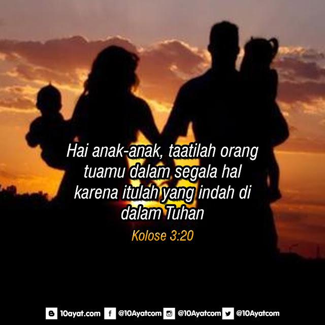 Kolose 3:20
