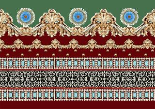 Saree-border-design-for-textile-print-7060
