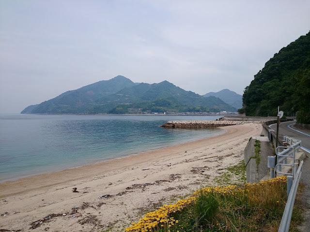 とびしま海道 岡村島 観音崎