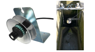 dB3 with Double Sun Shields flow transducer