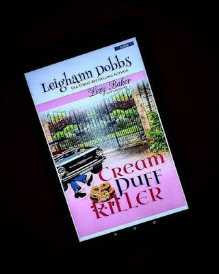 book review cream puff killer leighann dobbs