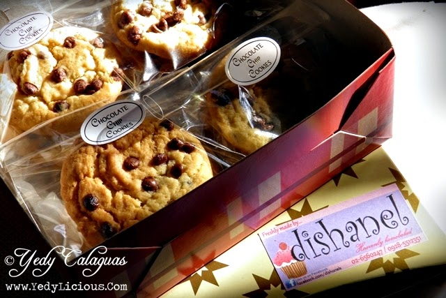 Dishanel's Heavenly Homebaked Cakes and Pastries, Home Bakers in Manila, Made To Order Cakes and Pastries