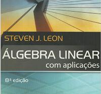 Álgebra Linear em pdf