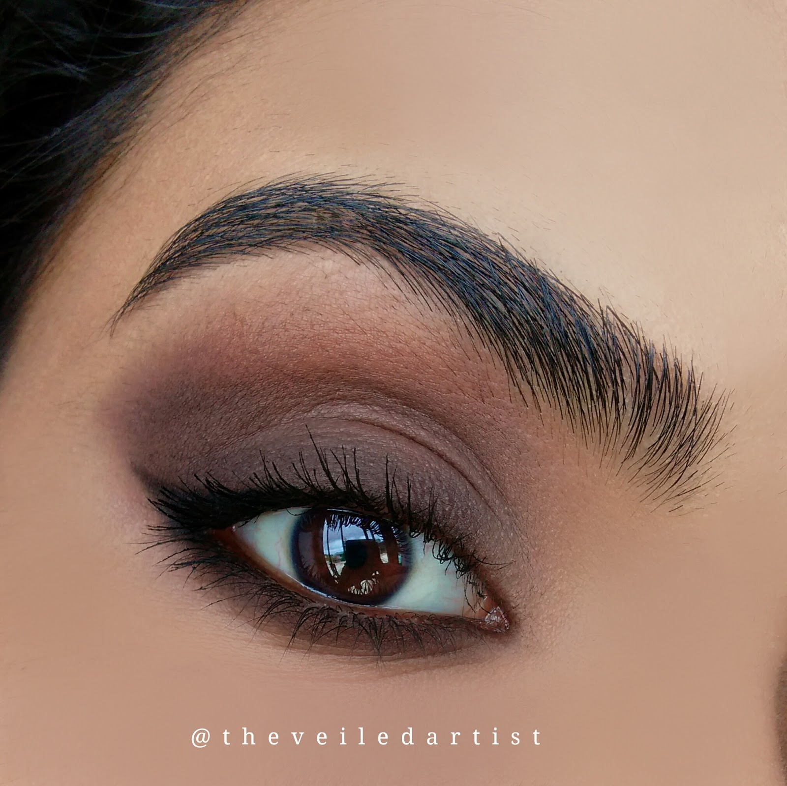 selena gomez inspired brown smokey eyes tutorial(super easy