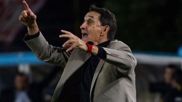 Oficial: Atlético Nacional, rescinde el técnico Alexandre Guimaraes