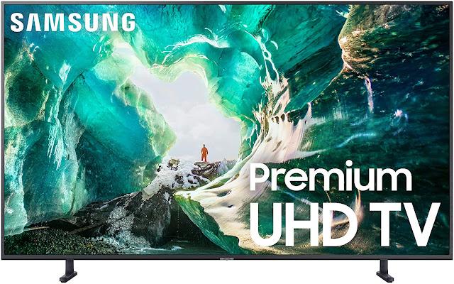 "Samsung 55"" Class LED 8 Series 2160p Smart 4K UHD TV 2020"