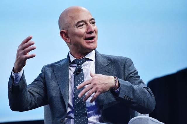 Jeff Bezos Net Worth, Life Story, Business, Age, Family Wiki & Faqs