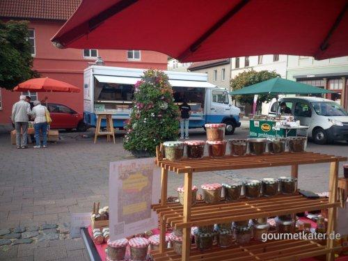 Marktticker: Grüner Markt in Aschersleben