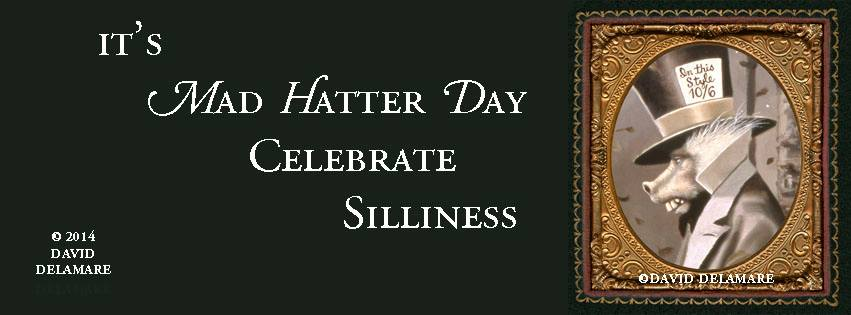 National Mad Hatter Day Wishes Photos