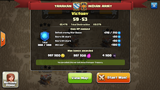 Clan TARAKAN vs INDIAN ARMY, TARAKAN Victory