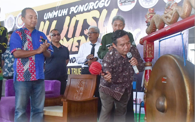 Kejuaraan Ju-Jitsu Antar Dojo se-Indonesia 2020
