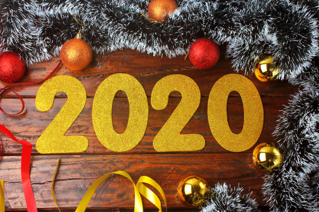 happy new year 2020 wallpapers free download