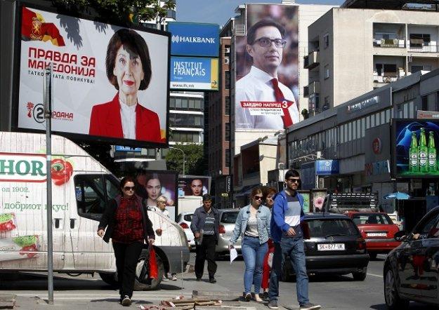 Εκλογές στα ΣΚόπια: Βουβό κλίμα, έτοιμο να εκραγεί