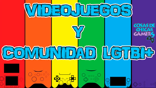 Videojuegos y personajes con temática LGTBI+