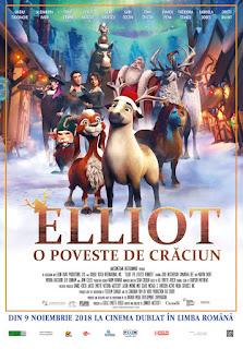 Elliot O poveste de Craciun Desene Animate Dublate in Limba Romana