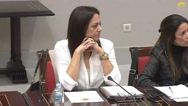 Fuerteventura.- Nereida Calero reclama mejoras en el centro de salud de Corralejo y el inicio de las obras del consultorio de El Castillo