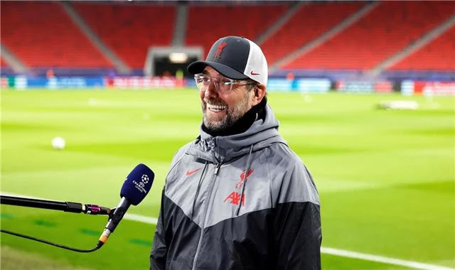 Klopp: I'll stay with Liverpool until the end of my contract .. And we will find a way out of our current situation
