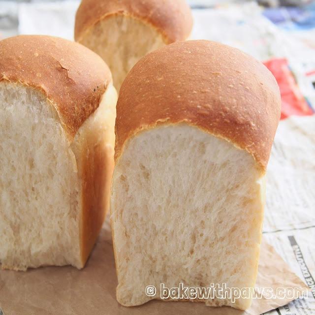 Soft Spelt Sourdough Bread