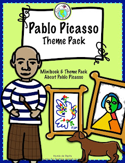 Pablo Picasso in Spanish for KIDS