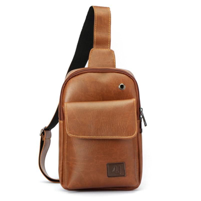 Túi đeo trước ngực thời trang 4U BA408