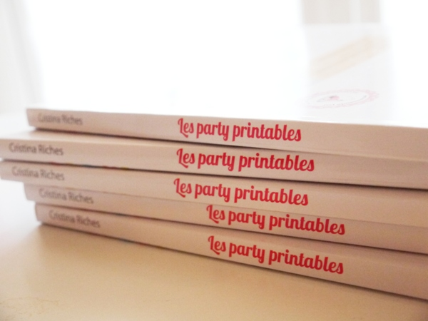 My Book | Les Party Printables Ideas & DIY - BirdsParty.com