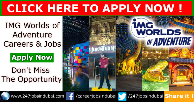 Careers Opportunities at IMG Worlds of Adventure and Jobs