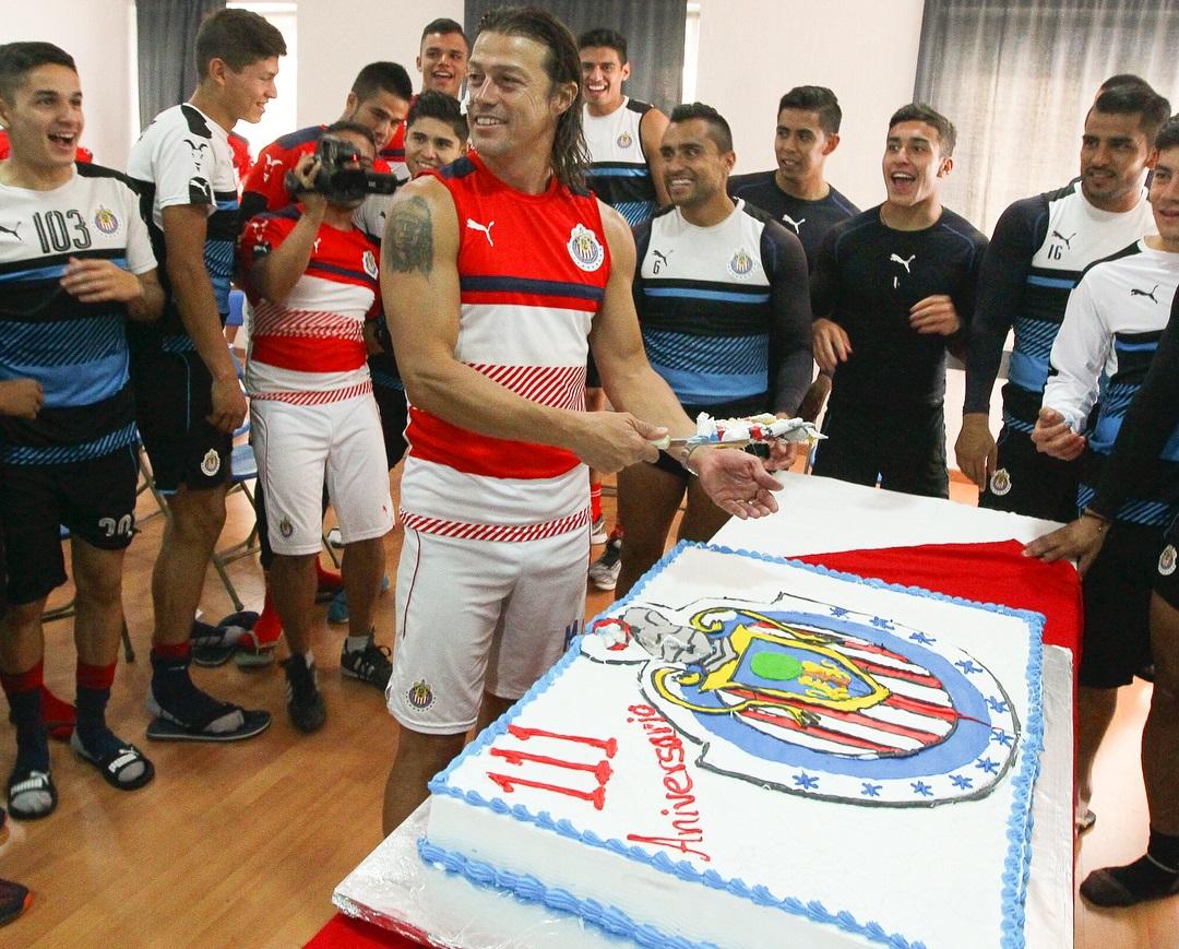 El equipo celebra los 111 años de existencia del Guadalajara.