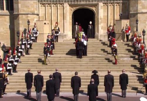 #PrincePhilipfuneral: Minute's Silence holds acroos UK in Memory of Duke of Edinburgh