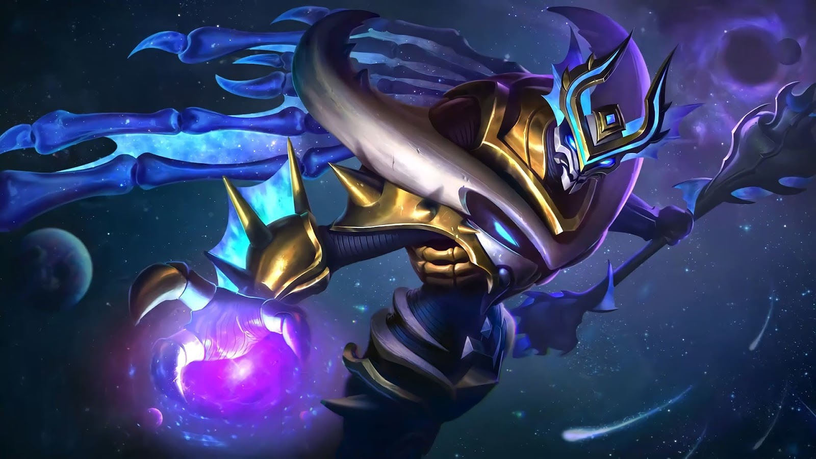 Wallpaper Zhask Cancer Skin Mobile Legends HD for PC