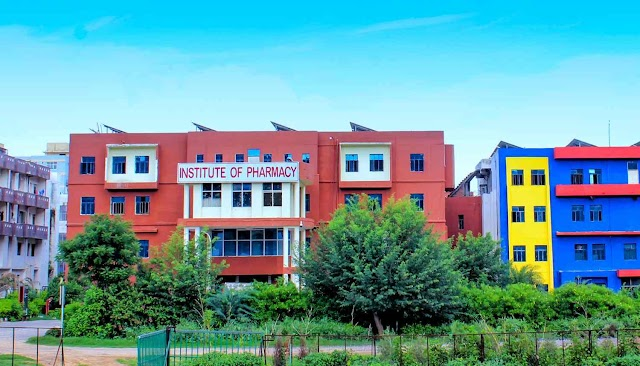 Nims Institute of Pharmacy : About College, Images